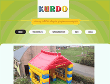 Tablet Preview of kurdo.be